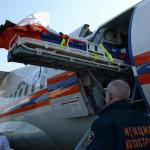 Спецборт МЧС доставит детей из Крыма на лечение в Москву и Петербург