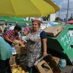 Площадь перед Центральным рынком в Симферополе закроют забором, чтобы избавиться от стихийной торговли (ФОТО)
