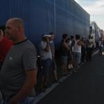 Погранслужба Украины не выпустила из Крыма фуру с российскими номерами