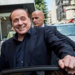 Берлускони прибыл в Крым на встречу с Путиным