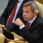 Пушков: блокада Крыма не будет способствовать его возвращению в состав Украины