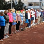 Открытие первого Всероссийского турнира по теннису среди ветеранов состоялось в Симферополе (ФОТО)