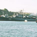 Черноморский флот выполнил ракетные стрельбы у берегов Крыма