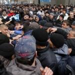 Участник февральских беспорядков 2014 года в Крыму получил 2,5 года условно