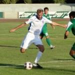 «ТСК-Таврия» уверенно выиграла первый круг крымского футбольного чемпионата