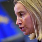 """Могерини заверила крымских татар, что ЕС не признает """"аннексию Крыма"""""""