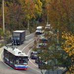 Крым надеется получить 7,6 миллиарда рублей из бюджета на ремонт дорог