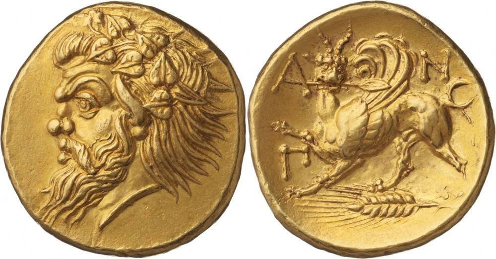 Статер Золото Боспор