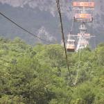 Канатная дорога на Ай-Петри возобновила работу