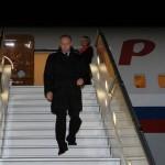 Путин запустил первую нитку энергомоста в Крым