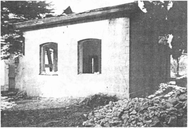 Здание бывшей школы грамотности. Фото 2003 года