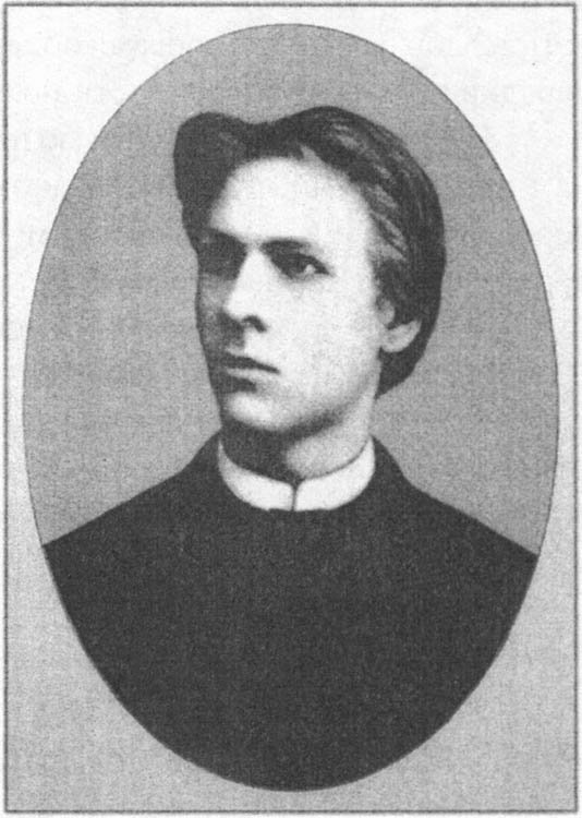 Ф.И. Шаляпин 1891 г.