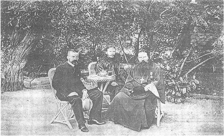 О. Павел и о. Владимир Баженов