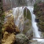 Эксперт: обрушившийся водопад в Крыму утратил свой вид навсегда