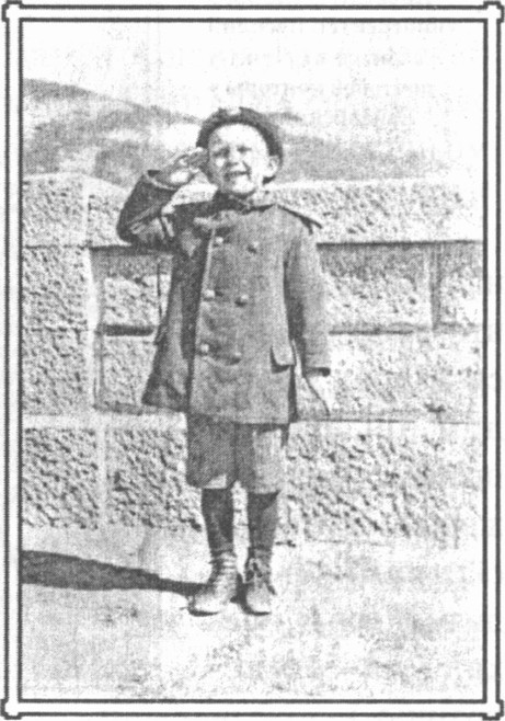 Коля Ундольский. 1917 г.