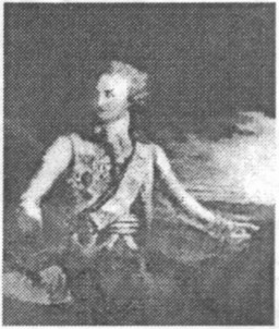 Портрет князя Потемкина