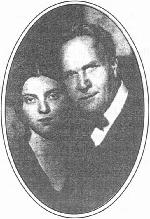 Ф.И. Шаляпин с дочерью Мариной