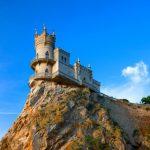 В Крыму будут думать как укрепить скалу под Ласточкином гнездом