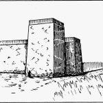 И. Н. Храпунов, С. А. Мульд. Оборонительные сооружения акрополя Булганакского городища