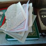 Неизвестные осквернили несколько экземпляров Корана в бахчисарайской мечети (ФОТО)