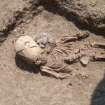 В Крыму нашли «могилу инопланетянина»