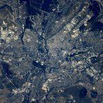 Новая фотография Симферополя с борта МКС