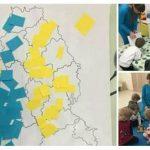 Скандал в Харькове: детям показывали карту Украины без Крыма