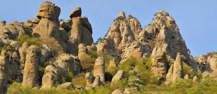 Кузнец с горы Демерджи