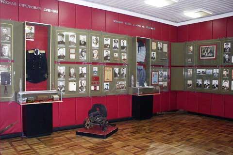 Музей истории Эльтигенского десанта.