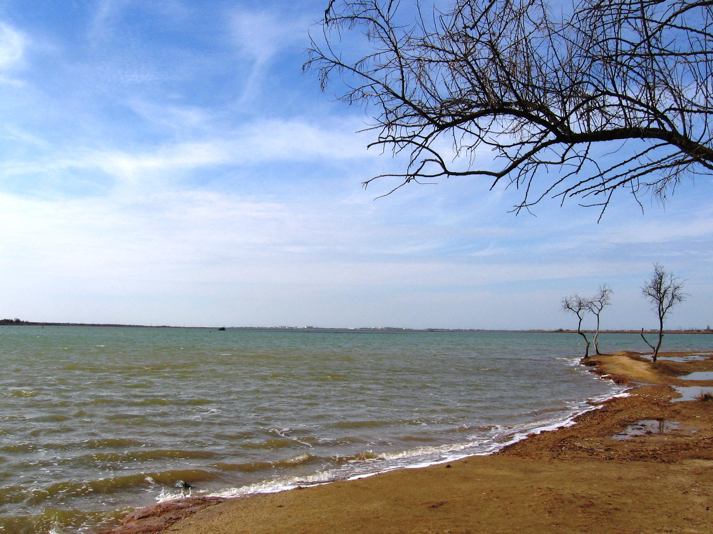 Об озерах целебных.