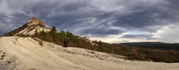Качинская долина.