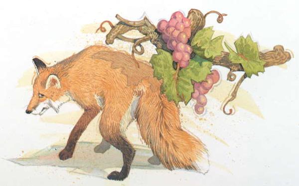 Cказка о лисе и Беш–Салкым–бее
