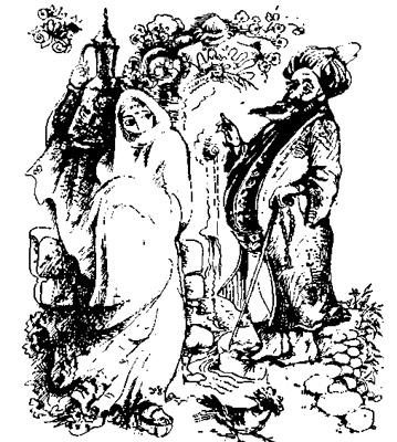 Сказка о блудливом кадии