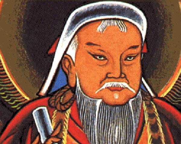 Сказка о грозном хане и Лухман–Хекиме