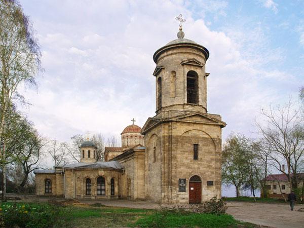 Старый храм (керченская легенда)