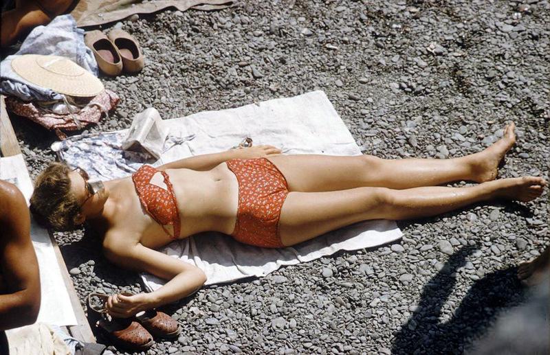 Крым на фотографиях 1958 года.