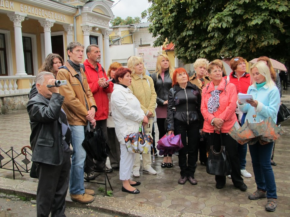 В Минкурортов Крыма организовали методическую экскурсию «Симферополь – история двух столиц».