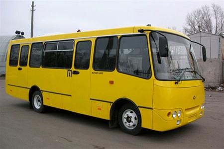 Все крымские автобусы получат систему контроля, слежения и охраны.