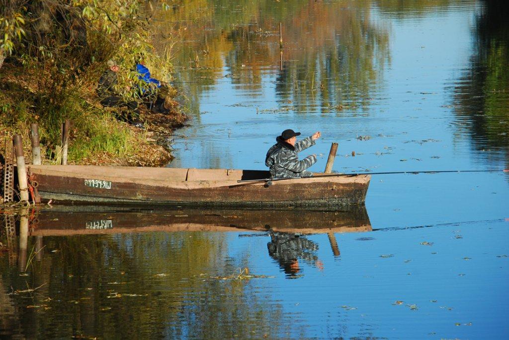 Возле Бахчисарая устроят рыболовный «Осенний тандем-марафон».