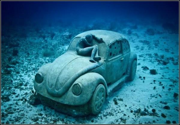В Крыму появится «подводная Европа».
