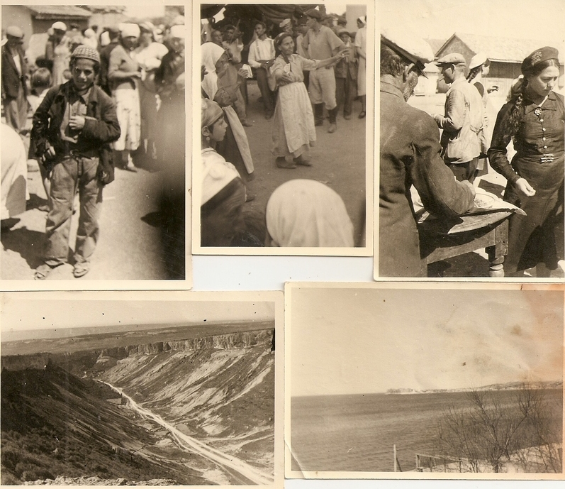 Крым в период фашисткой оккупации, 1941-1944 гг.