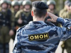 ОМОН будет помогать обеспечивать общественный порядок в Алуште