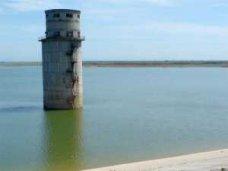 Водохранилища естественного стока в Крыму наполнены наполовину