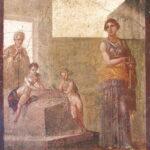 141. Ясон и Медея в Коринфе. Смерть Ясона.
