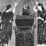 140. Ясон и Медея в Иолке. Смерть Пелия