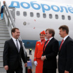 """Медведев высоко оценил качество услуг лоукостера """"Добролет"""""""