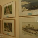 В Симферополе представили Крым глазами художников-сибиряков