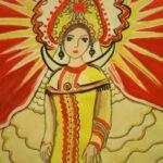 В Симферополе показали «Мир русской сказки»