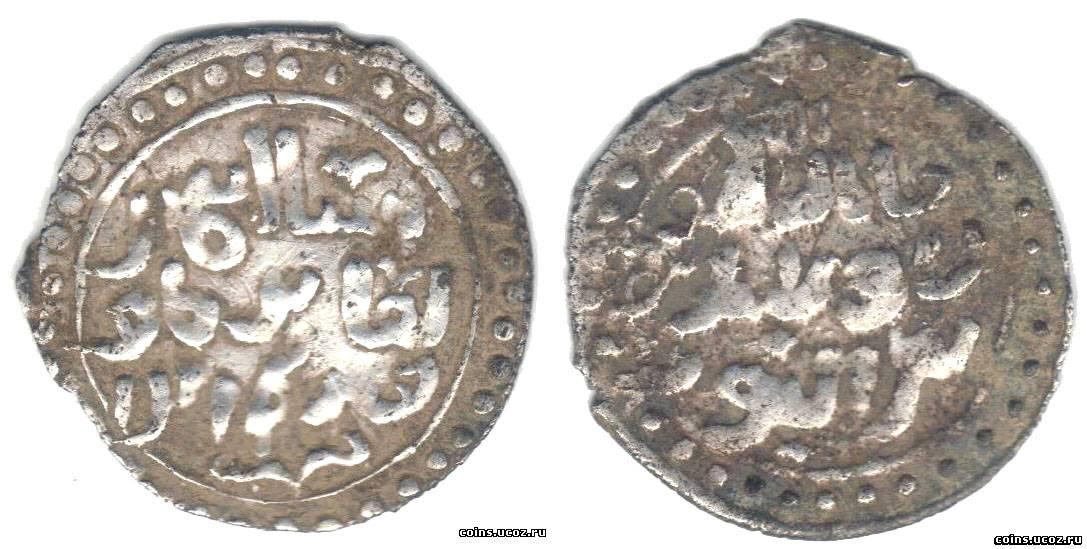 Монета Темир-Тука