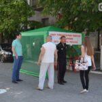 Симферопольцы собрали 1,3 тонны гуманитарной помощи жителям юго-востока Украины